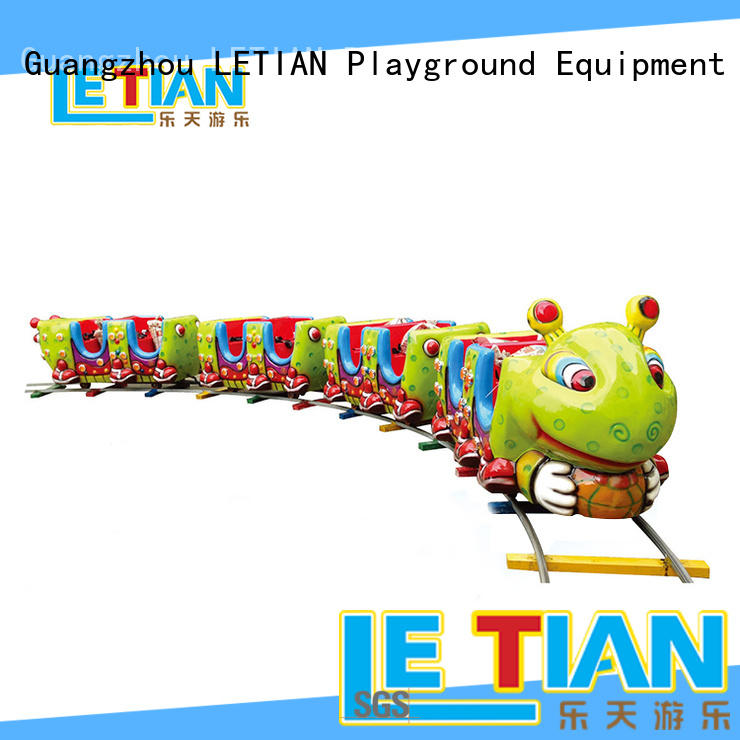 LETIAN tourist park train ride Supply life squares