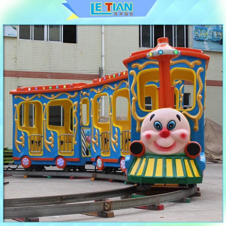 LETIAN lt7076a carnival train ride China mall-1