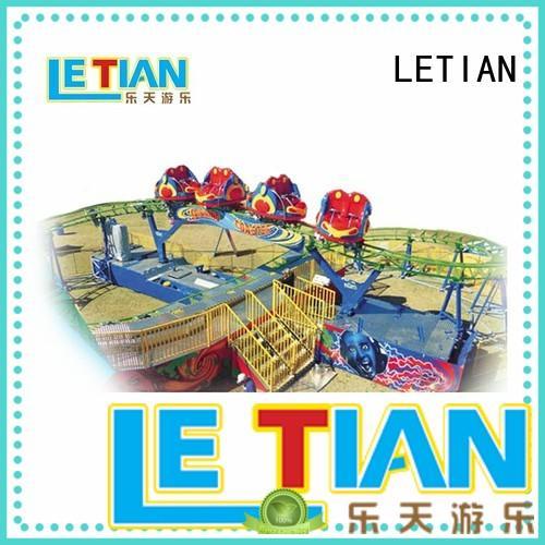 LETIAN nitro roller coaster manufacturers playground