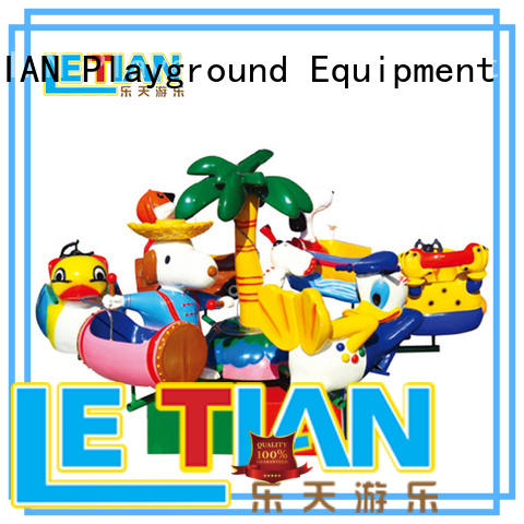 LETIAN outdoor fairground rides for child