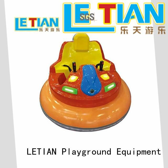 LETIAN electric bumper car for sale zoo