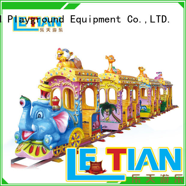 LETIAN sea theme park trains for sale China children's palace