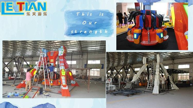 exciting extreme thrill rides thrill factory playground-2