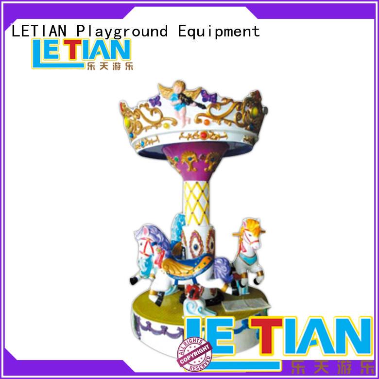 LETIAN rides carousel ride carnival