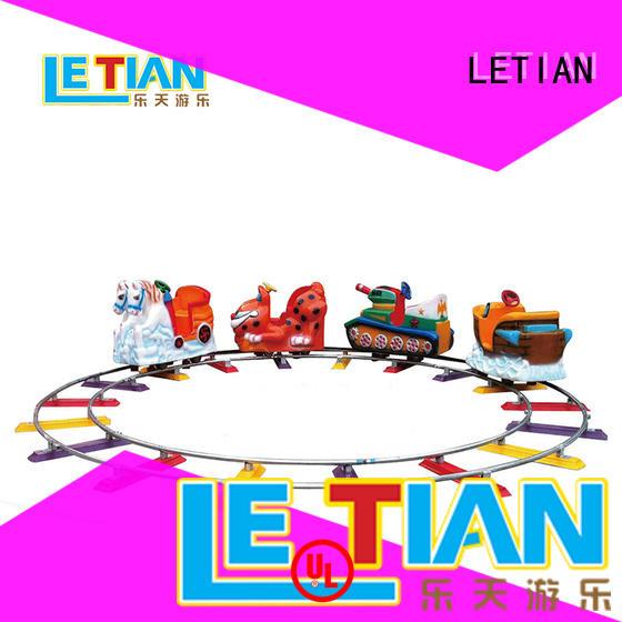 LETIAN lt7078b Kids Train for sale park playground