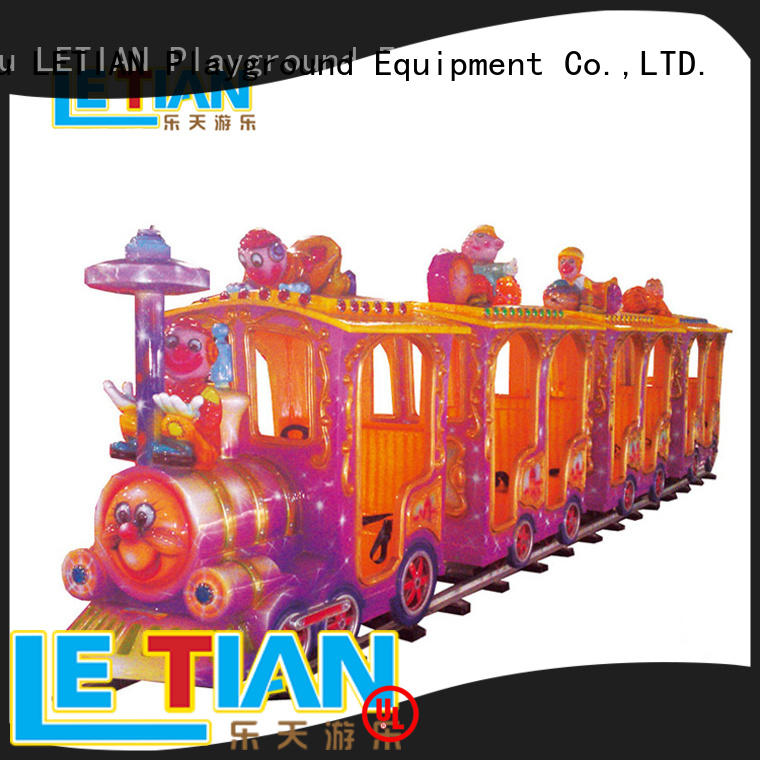 LETIAN lt7079a thomas the train theme park China park playground