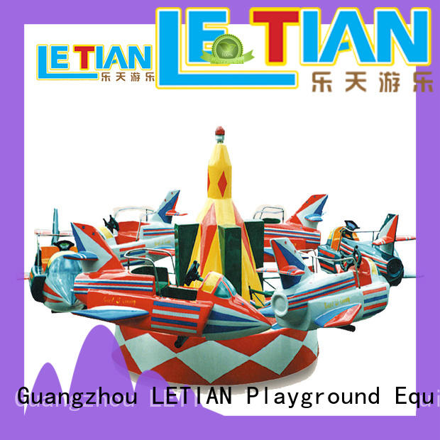 LETIAN stable common carnival rides manufacturer