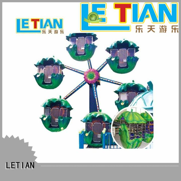 LETIAN wonder ferris wheel fair playground