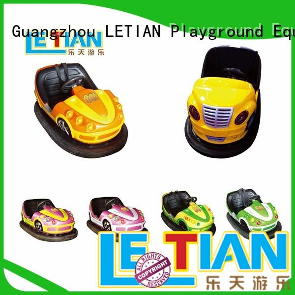 LETIAN High-quality bumper car ride for sale entertainment