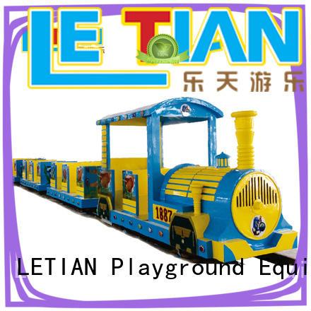 LETIAN small orbit train China mall