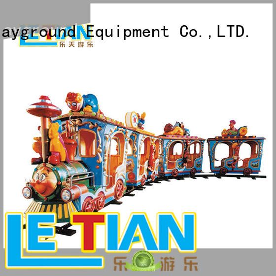 LETIAN orbit amusement park train for sale life squares
