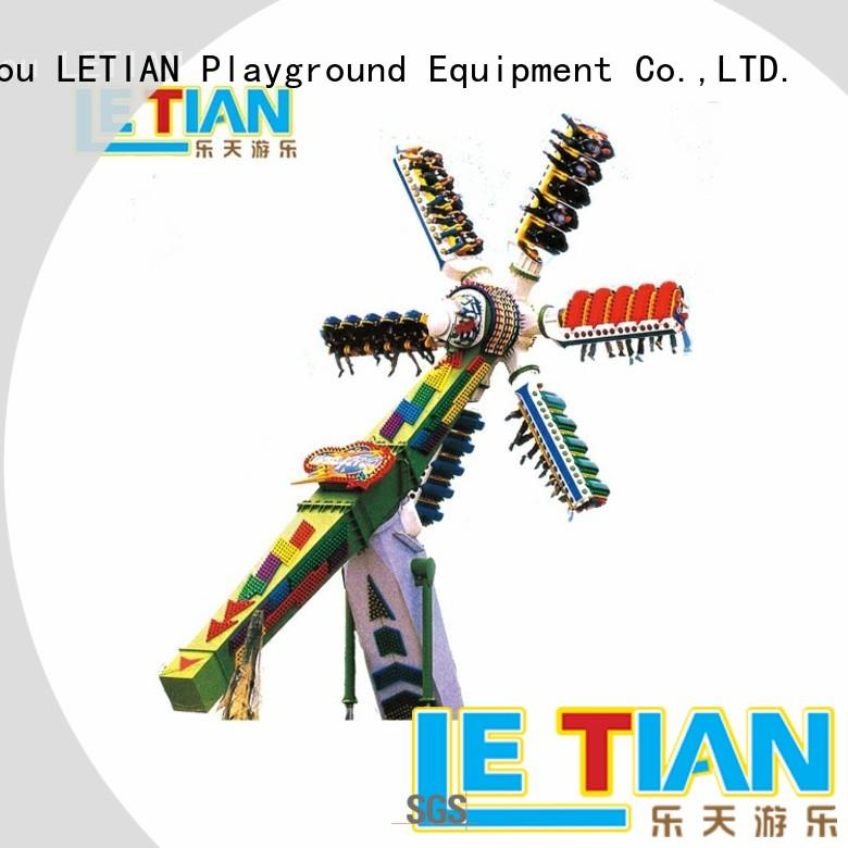 LETIAN lt7015a fun park rides for adults life squares