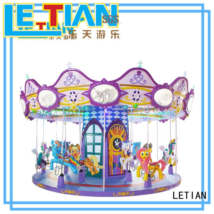 24 seats carousel ride lt7036b Supply carnival