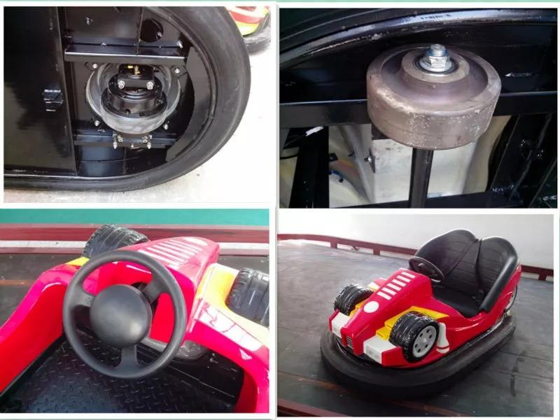 LETIAN High-quality bumper car ride Suppliers amusement park-3