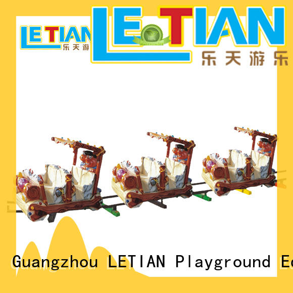 LETIAN made thomas the train amusement park park playground