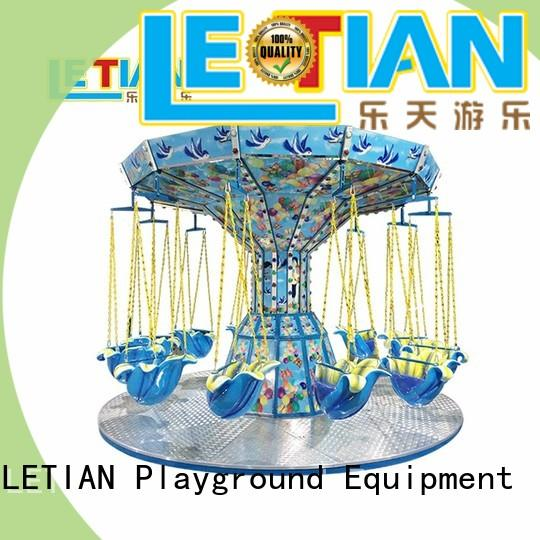 LETIAN fashionable chair swing ride manufacturer fairground
