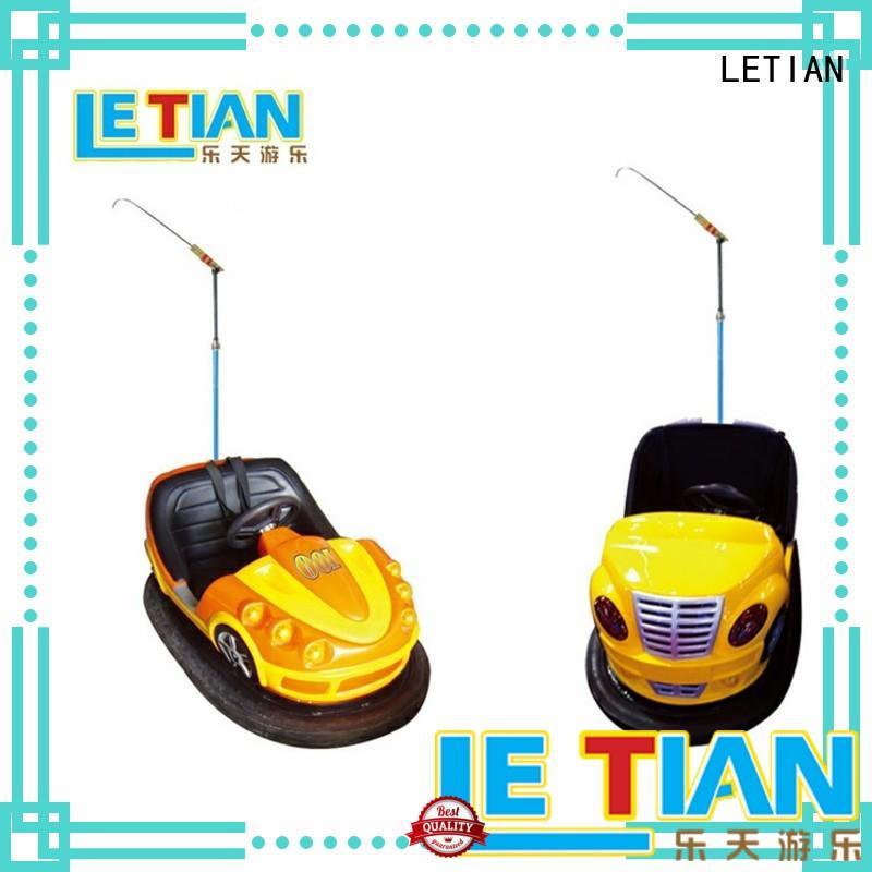 LETIAN Wholesale electric bumper cars for sale entertainment