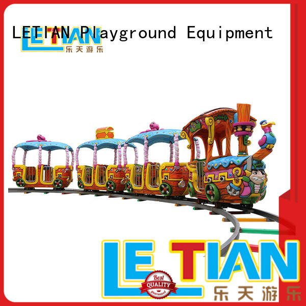 LETIAN orbit train amusement park manufacturers children's palace