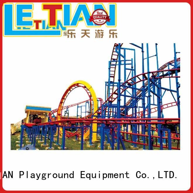 dragon roller coaster factory carnival