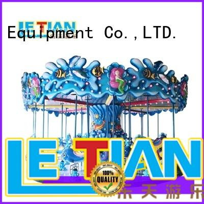 Wholesale small carousel for sale rides Suppliers theme park