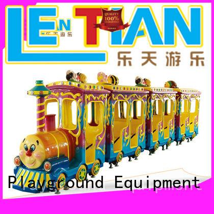 LETIAN Wholesale amusement train Suppliers life squares
