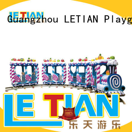 LETIAN electric Kids Train for kids mall