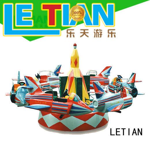 LETIAN lt7051 fairground rides manufacturer park