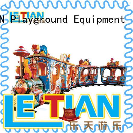 New theme park train sightseeing manufacturer park playground