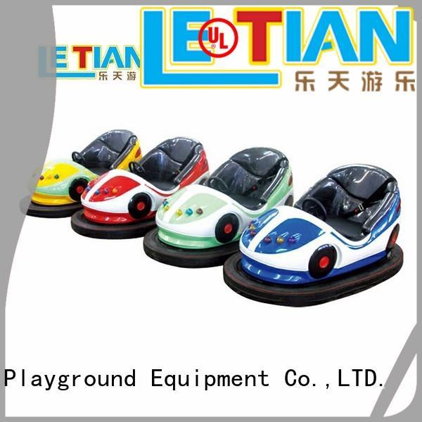 LETIAN carnival electric bumper cars for sale park