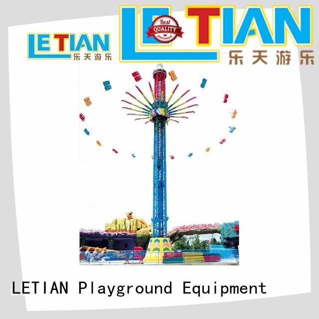Custom swing ride fruit company theme park