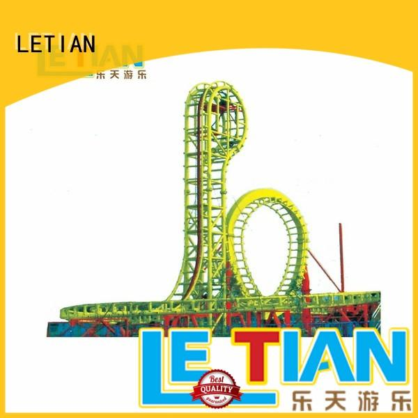 best roller coaster parks six carnival LETIAN
